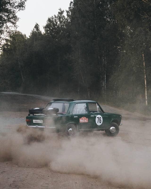 Car classic 7